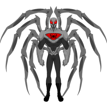 Crime Masters: Doctor Spider by BSDigitalQ