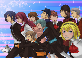 P3 - Towards the Future by yumekage