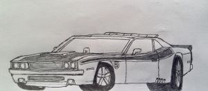 Challenger Pursuit Special by Carfan3