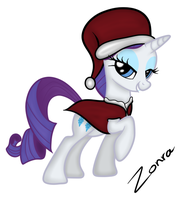 Rarity in some Xmas Clothing by Zonra