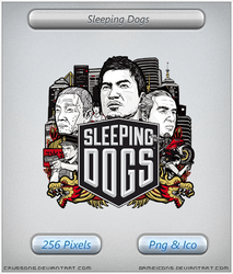Sleeping Dogs - Icon by Crussong