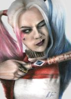 Suicide Squad Harley Quinn by MollyThomas