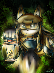 ~Valri Cat~ Forest Escape by MaD4PLaiD