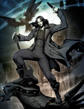 The Crow by GENZOMAN