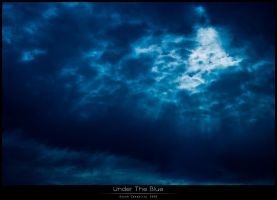 Under The Blue by pizte