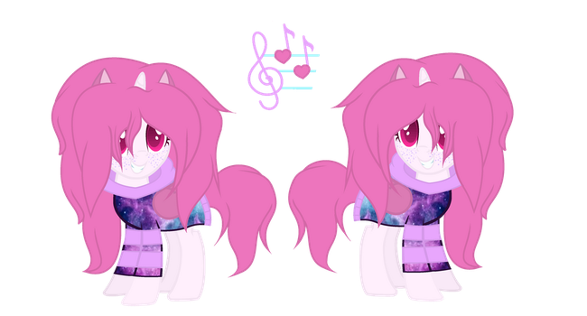 MLP New And 2nd OC CandyWishes by SpeedPaintJayvee12