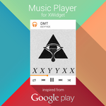 Google Play Music for XWidget by Brebenel-Silviu