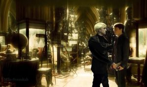 Drarry Request. by Mlle-Svenskah