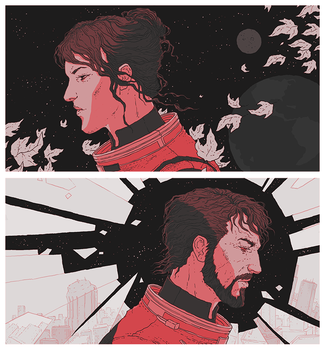 Prey: Good Evening Morgan by coupleofkooks