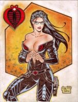 The Baroness (#4) by Rodel Martin by VMIFerrari