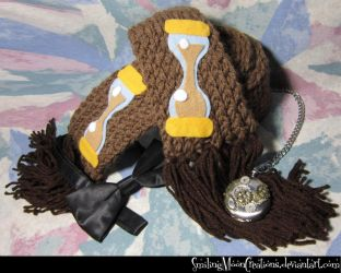 '10th' Doctor Whooves Scarf 1 by SmilingMoonCreations