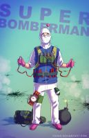 Bomberman BADASS by Tohad