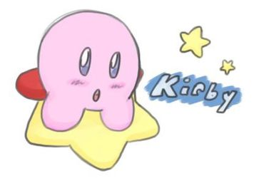 Kirby the super star by jordansweeto