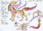 Pinkie: Canine Form by Pinkie-Pichu