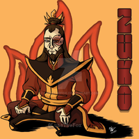 Zuko: All Grown up! by LunaTheFox