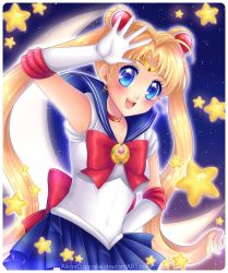 The One Named Sailor Moon by hello-mango