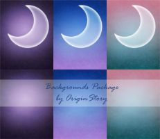 Backgrounds Package by OriginStory