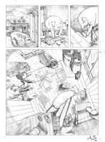 Animal Farm 01 Pencil by AndreaSchepisi