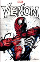 Venom Comic Art by samrogers