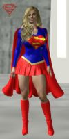 Child of Krypton by TrekkieGal