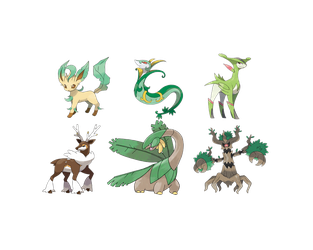 Grass Crew by Clyra-The-Wolf