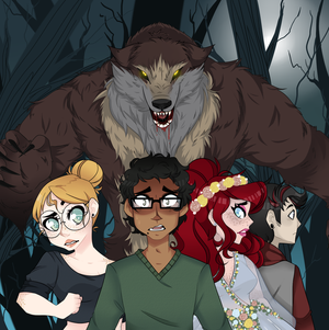 Horror Night [HN]: Chapter 1 - The Beast by YTCTMST