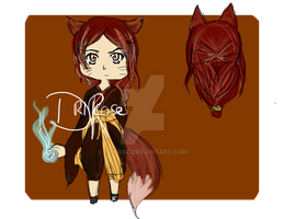Kitsune Adopt [ Closed ] by DriRose