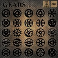Gears. Series 1 [Resource] by NickPolyarush