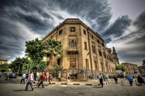 Alhusain area 1 - HDR by Ageel