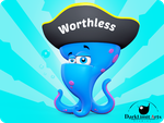 Worthless by DarkLimitArts