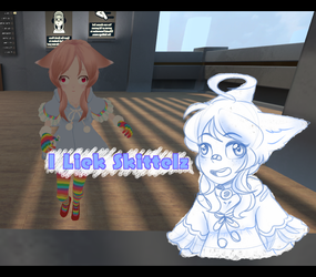LilSnapShot (Vrchat) by DoodleF0X