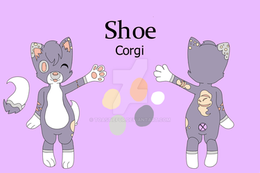 Shoe - Adopt by ToastieFur