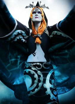 Midna - Twilight Princess by Fall3nW1ngs