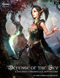 Defense of the Fey by trustysword