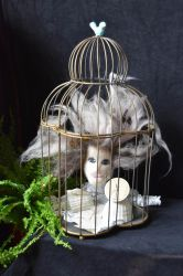 Time in a Gilded Cage by meagwen