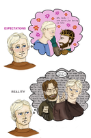 Brienne's True Love by cheekycheese