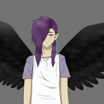 Lucifer (The Devil Is A Part-Timer) by SassyGhost