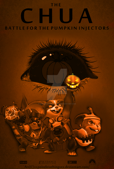 The Chua: Battle for the Pumpkin Injectors by XxPointlessThingsxX
