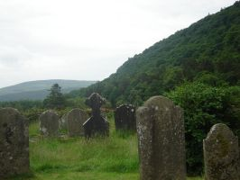 Ireland Graveyard Stock by Amor-Fati-Stock
