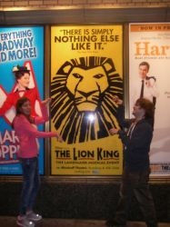NYC- The Lion King by Kabuki-Sohma