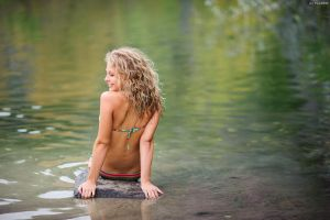 Anna at Quarry Lake 4 by platen