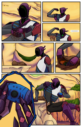 Mecha and Stem Issue 1 pg.13 by Empty-Brooke