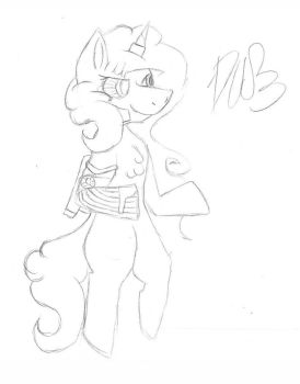 Request WIP For  bellablossomyoutube by DrawingWithEmbers