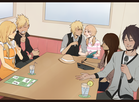HSV | Triple Date by mochibii95