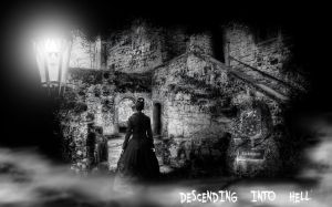 descending into hell by subliminal2012