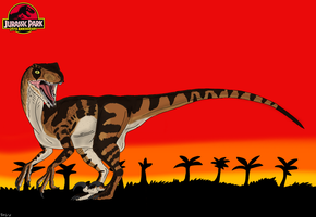 Jurassic Park 25th Anniversary: The Big One by TrefRex