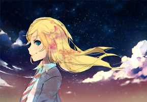 your lie in april by jayuu