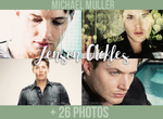 Jensen Ackles | Michael Muller by N0xentra