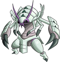 Wimpod Evolution -  GOLISOPOD Pokemon Sun and Moon