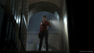 Resident Evil 2 Claire Redfield screenshot 1 by xGamergreaserx